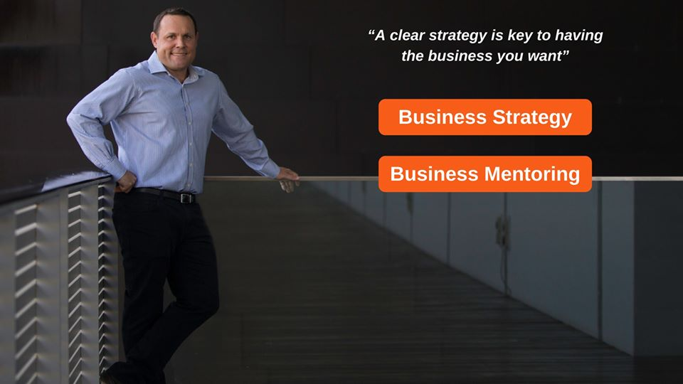 Paul Farmer, Mentoris CEO and Business Coach