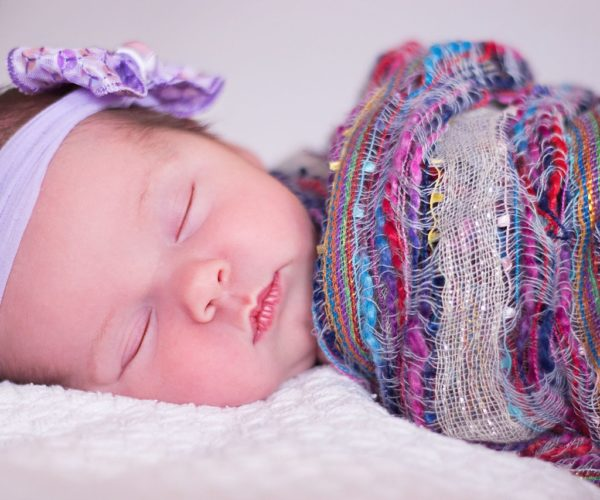 The Perfect Color Palettes for a Newborn Photography