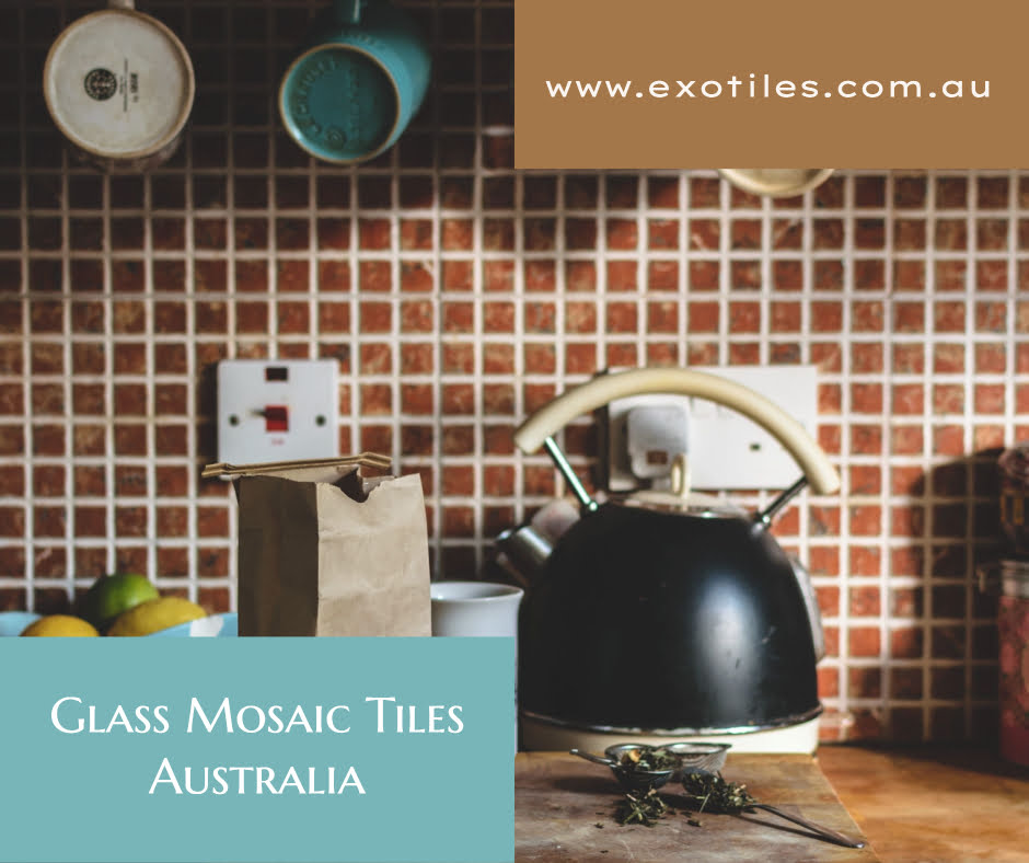 Four Benefits of Adding Glass Mosaic Tiles to Your Home